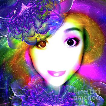 Portrait Manipulation Artwork by VivianFitArt
