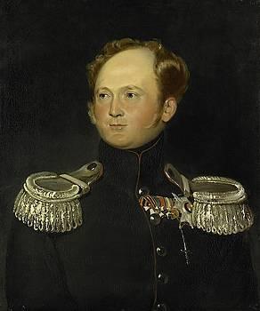 Portrait of Alexander I, Emperor of Russia by Carl Gustaf Hjalmar Morner