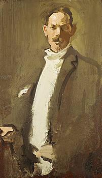 Portrait  by Samuel John