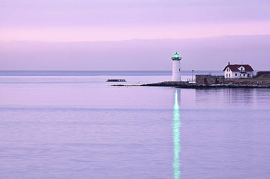 Portsmouth Harbor Light by Eric Gendron