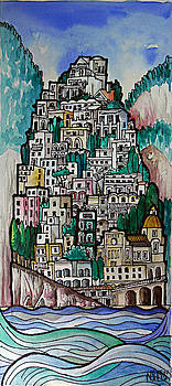 Positano by Neal Winfield