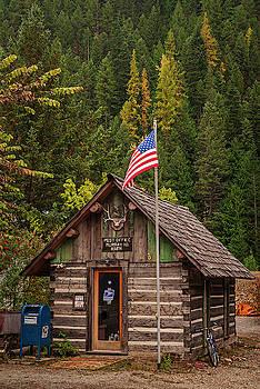 Post Office, Murray, Idaho by David Sams