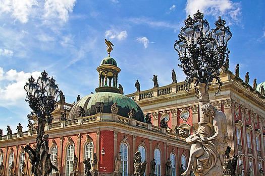 Potsdam, Brandenburg, Germany by Miva Stock
