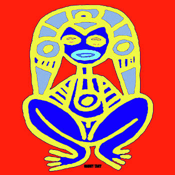 Pourto Rican Native Art by Gabby Tary