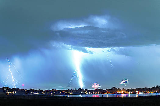 Power Bolt from Heaven by James BO Insogna