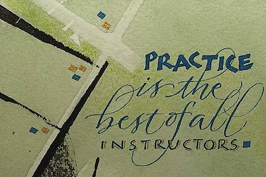 Practice by Sally Wightkin