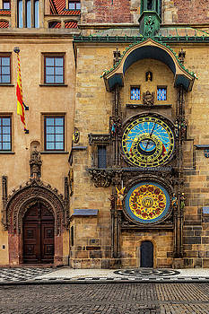 Prague's Astronomical Clock by Andrew Soundarajan