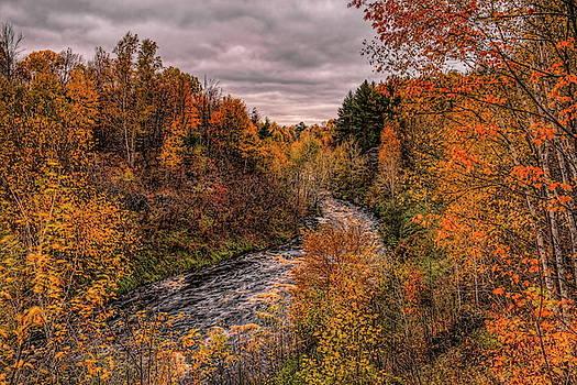 Dale Kauzlaric - Prairie Dells Fall Colors