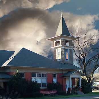 Presbyterian Church Midlothian by Warren Gale