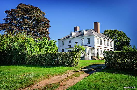 Prescott House by Ken Morris