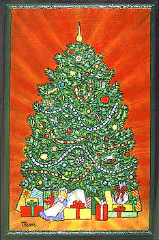 Linda Mears - Presents Under the Christmas Tree