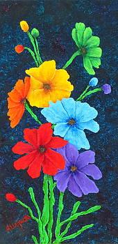 Pride Bouquet by Pamela Allegretto