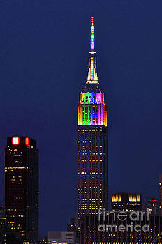Regina Geoghan - PRIDE Week Colors NYC