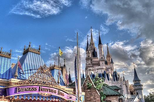 Princess Fairytale Hall by Randy Dyer