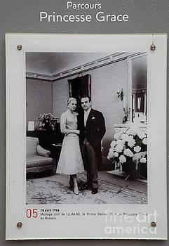Princess Grace of Monaco by Wayne Moran