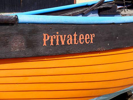 Richard Reeve - Privateer
