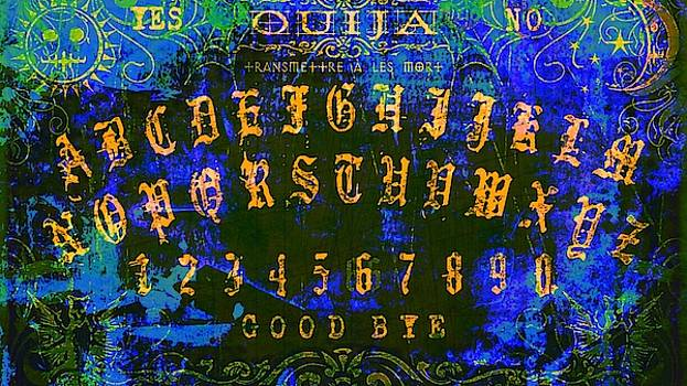 Psychedelic Ouija  by Brian Broadway