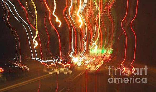 Psychedelic Traffic 3 by John Lyes