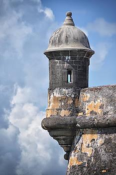 Puerto Rico Fort el Morro by Chris Dahl