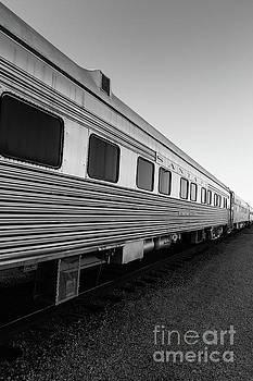 Edward Fielding - Pullman Passenger Cars Santa Fe Railroad 2