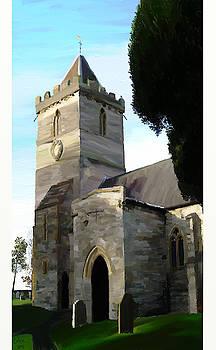 Puriton Church by Mark Miller