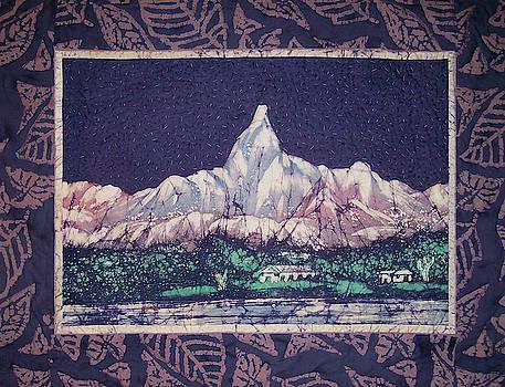 Purple Mountain Majesty by Pam Geisel