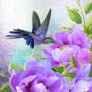 Purple Pleasure  by Morag Bates