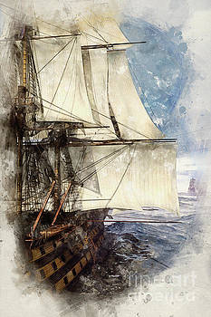 Pursuit  by John Edwards