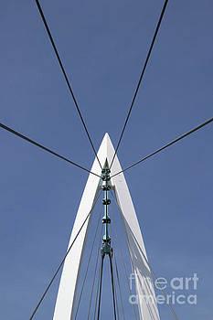 Pylon From Below by Nicki Hoffman