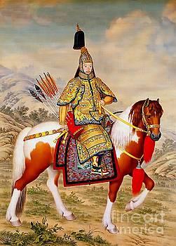 Qianlong Emperor China by Ian Gledhill