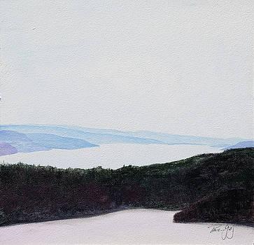 Quabbin Looking North by Paul Gaj