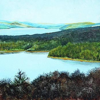 Quabbin Northwest by Paul Gaj