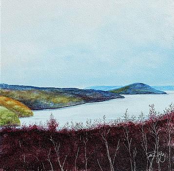 Quabbin Reservoir by Paul Gaj