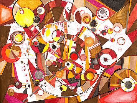 Quantum Entanglements by Regina Valluzzi