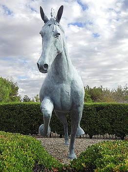 Queensridge Horse 2 by Bruce Iorio