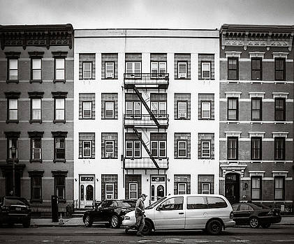 quick delivery BW by Steve Stanger