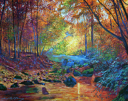 Quiet Autumn Moments by David Lloyd Glover