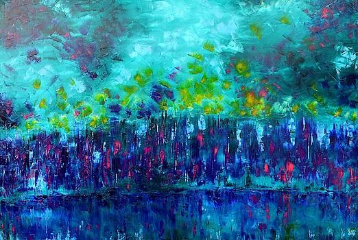 Quiet Reflection by Elizabeth Cox