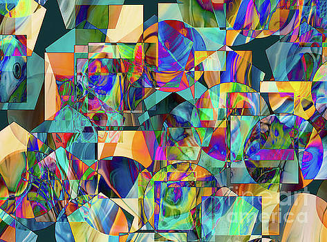 Quilted Memories by Patti Schulze