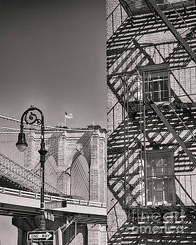 Quintessential New York City Impression by George Oze