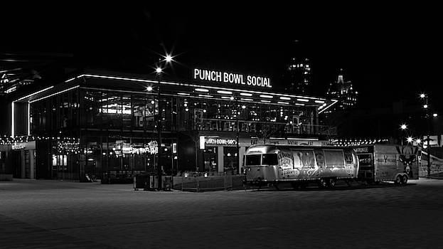 Punch Bowl Social  by Steve Bell