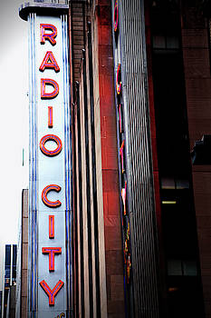 Radio City  by Karol Livote