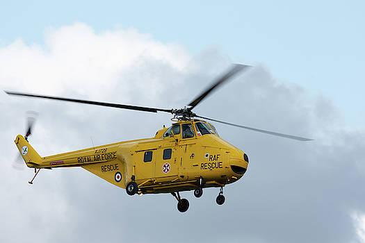 RAF Westland Whirlwind HAR 10 by Scott Lyons