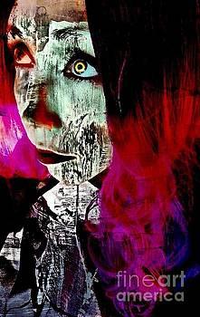 Amanda Kessel - Rag Doll