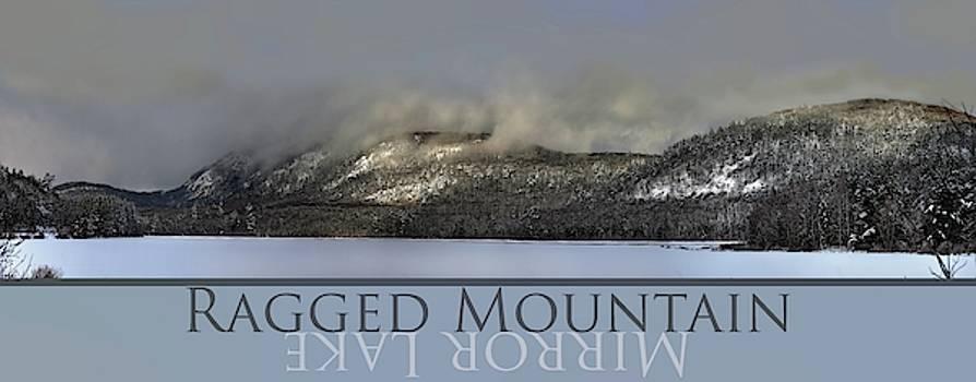 Ragged Mountain Mirror Lake by John Meader