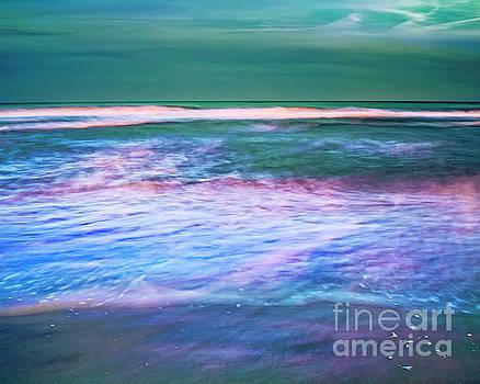 Rainbow Beach by Patrick M Lynch