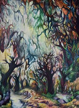 Rainbow Forest by Daleet Leon