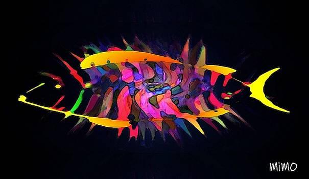Rainbow by Mimo Krouzian