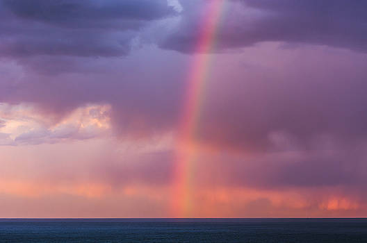 Rainbow Sea by Kiril Peychev
