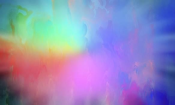 Rainbow Sky by Aaron Berg